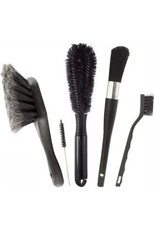 Finish Line Tool Easy Pro Brush Set black