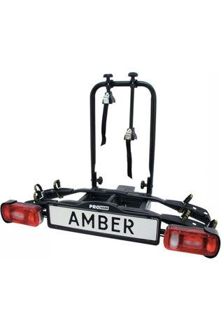 Pro-User Bicycle Carrier Amber 2 Fietsen black