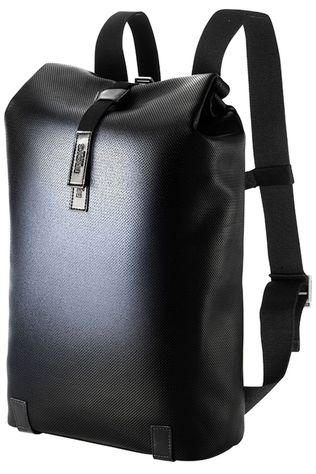 Brooks Sac À Dos Vélo Pickwick Reflective Laeter Large (26 L) - Black Noir