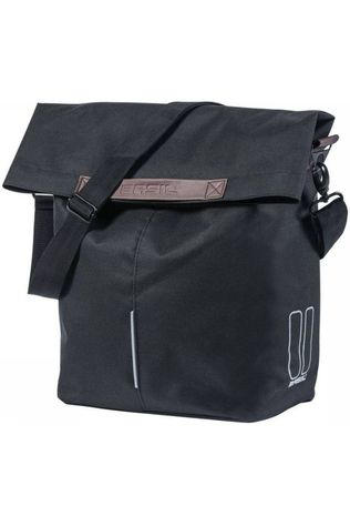 Basil Bike Bag Back City Shopper black
