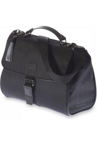 Basil Sacoche De Guidon Noir City Bag Noir