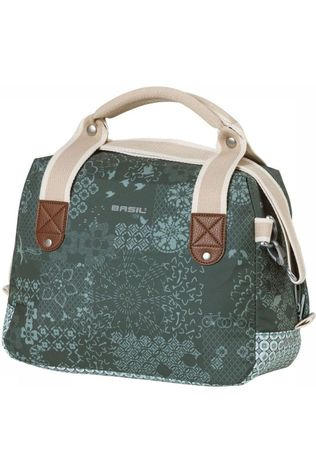Basil Sacoche De Guidon Boheme City Bag 8L Vert Clair