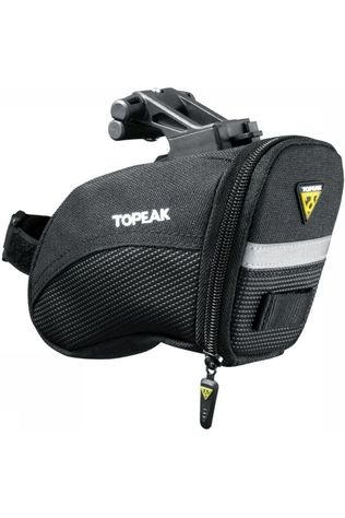 Topeak Saddle Bag Aero Wedge Pack Small black
