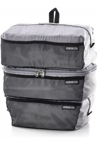 Ortlieb Accessory Packing Cubes mid grey