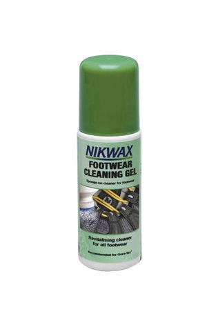 Nikwax Entretien Footwear Cleaning Gel Pas de couleur / Transparent
