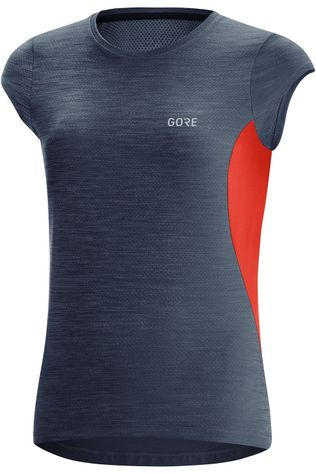 Gore Wear T-Shirt R3 dark blue/orange