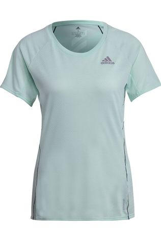 Adidas T-Shirt Runner Tee light green