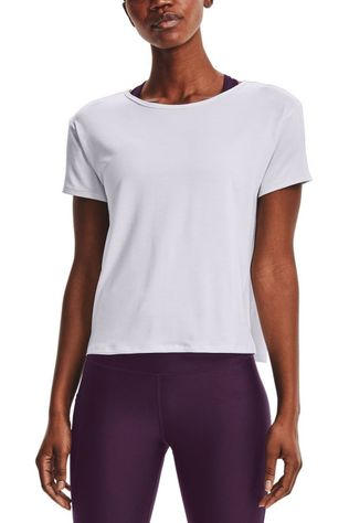 Under Armour T-Shirt Tech Vent SS Tee Wit