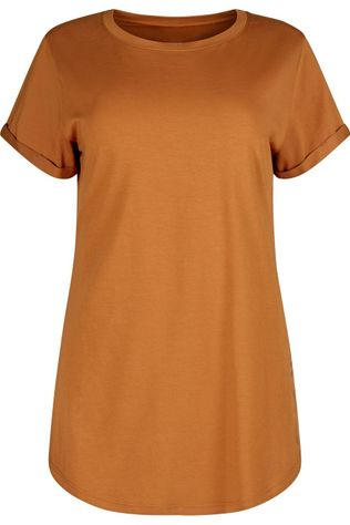 Skiny T-Shirt Shirt Ss Roest