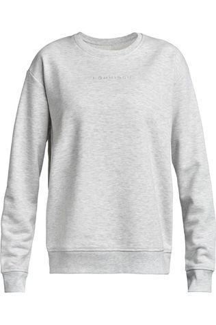Röhnisch Pull To And From Sweatshirt Gris Clair Mélange