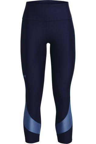 Under Armour Legging Hg Armour Taped 7/8 Leg Zwart/Donkergrijs