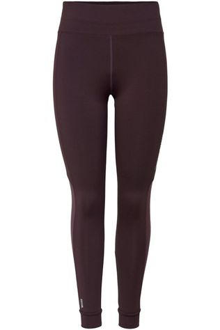 Only Play Tights Onpopal Power Training Bordeaux / Maroon