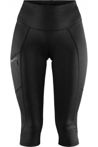 Craft Pantalon 3/4 De Sport Adv Essence Noir