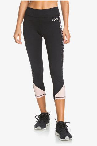 Roxy 3/4 Tights Shape Of You Capris black