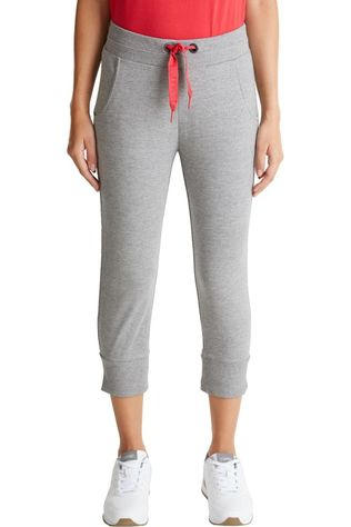 Esprit 3/4 Tights Sweat Capri Cuff Dark Grey Marle