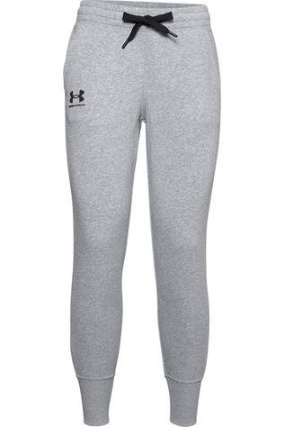 Under Armour Pantalon De Survetement Rival Fleece Joggers Gris Foncé Mélange