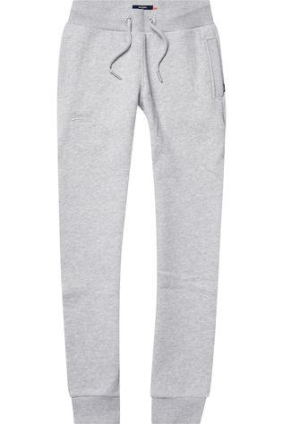 Superdry Pantalon De Survetement Ol Classic Jogger Gris Clair