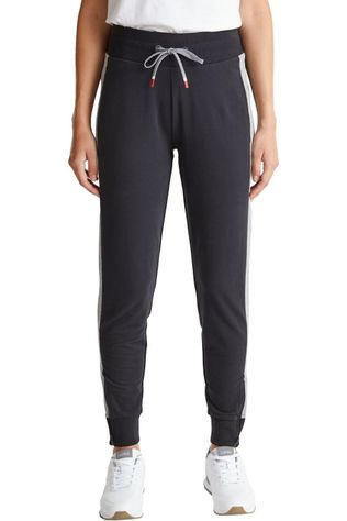 Esprit Sweat Sweat Pant Cuff Zipper black