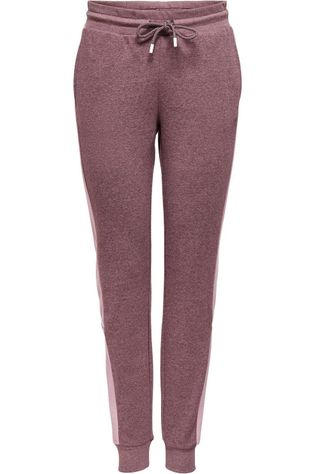 Only Play Joggingbroek Olay Slim Bordeaux / Kastanjebruin