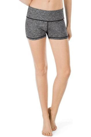 Skiny Short Hot Pants Lichtgrijs Mengeling