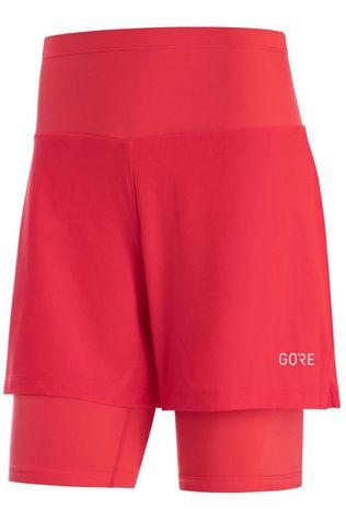 Gore Wear Short R5 2In1 Donkerroze