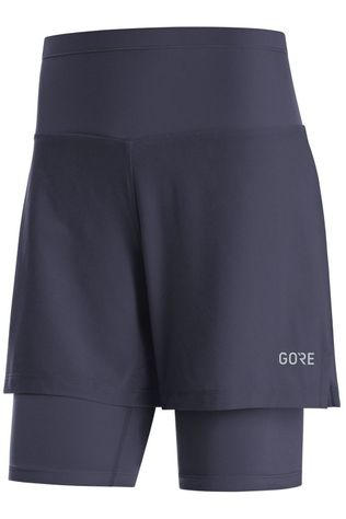 Gore Wear Short R5 2In1 Donkerblauw