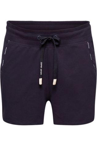 Esprit Short Sweat Marineblauw