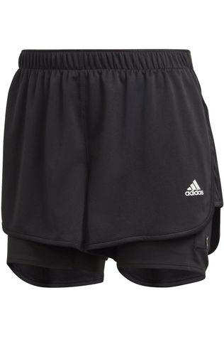 Adidas Short M20 Short 2In1 Zwart