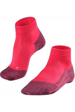 Falke Sock Ru4 Light red