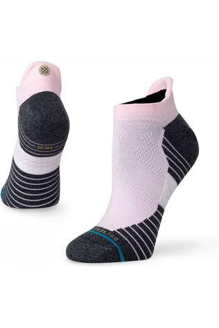 Stance Sock Girl Crush Tab light pink