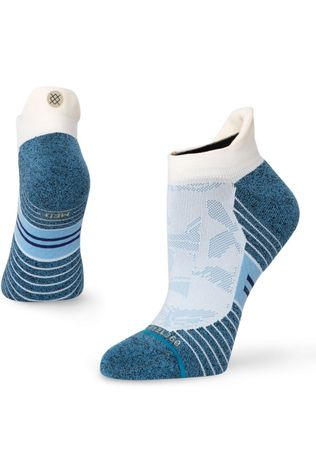 Stance Sock Power Plant Tab light blue/dark blue
