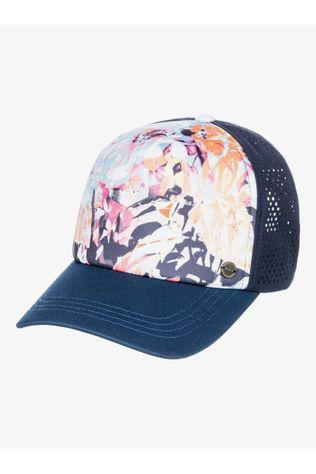 Roxy Casquette California Electric Bleu Indigo/Assorti / Mixte