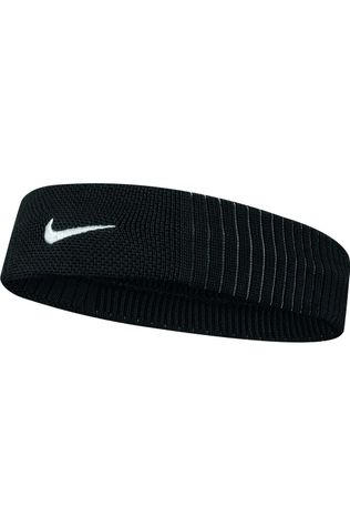 Nike Equipment Hair Ribbon Nike Dri-Fit Reveal black/white