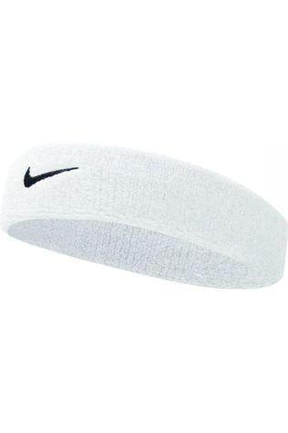 Nike Equipment Bandeau Swoosh Blanc