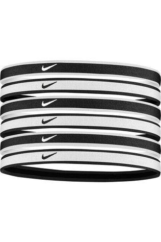 Nike Equipment Bandeau Swoosh Sport Headbands 6PK 2.0 Noir/Blanc