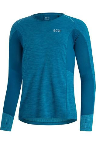 Gore Wear T-Shirt Energetic Middenblauw