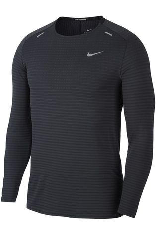 Nike T-Shirt M Techknit Ultra Ls black