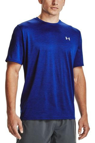 Under Armour T-Shirt Training Vent 2.0 Bleu Roi