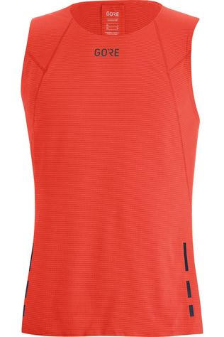 Gore Wear Top Contest Singlet Orange