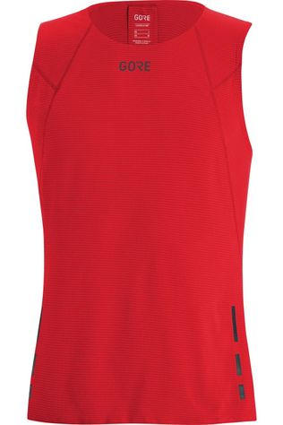 Gore Wear Top Contest Singlet Rouge