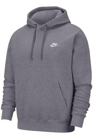 Nike Pullover NSW Club Hoodie dark grey