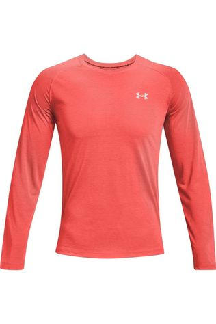 Under Armour Trui Streaker Ls Rood