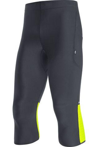 Gore Wear Pantalon 3/4 De Sport Impulse 3/4 Jaune