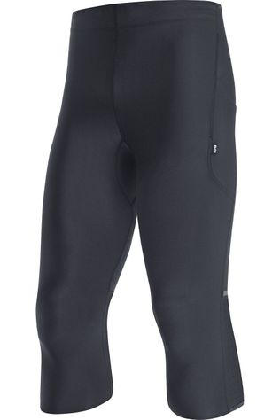 Gore Wear Pantalon 3/4 De Sport Impulse 3/4 Noir