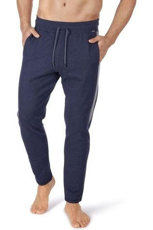 Skiny Pantalon De Survetement Sloungewear Bleu Marin