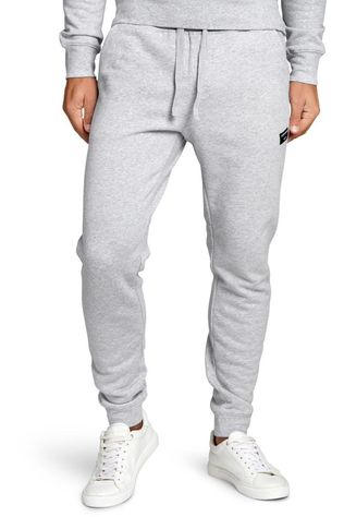 Bjorn Borg Sweat Pants Bbcentre Pants Light Grey Marle