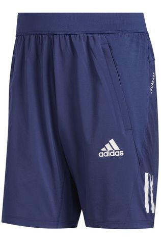 Adidas Short Aeroready Short Blauw