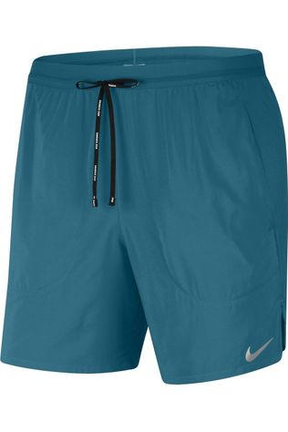 Nike Short M Flx Stride 2In1 Short 7In Blauw