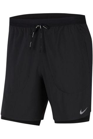 Nike Short M Flx Stride 2In1 Short 7In Zwart
