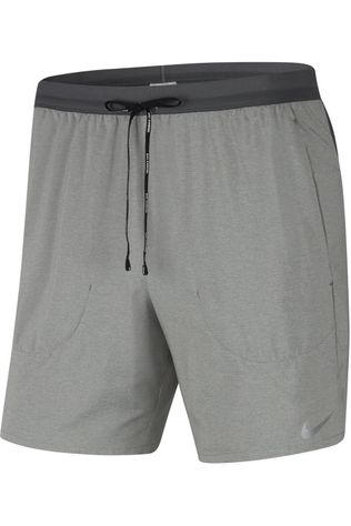 Nike Short M Flx Stride 2In1 Short 7In Lichtgrijs